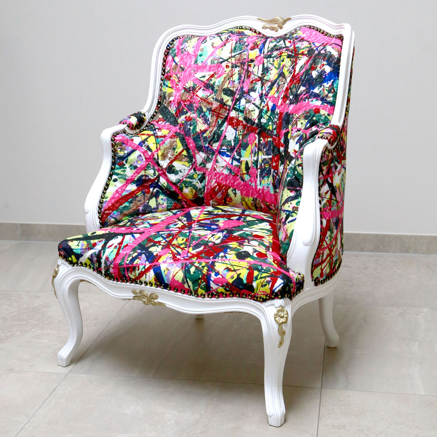 art Chair 1  ( Sold ! )