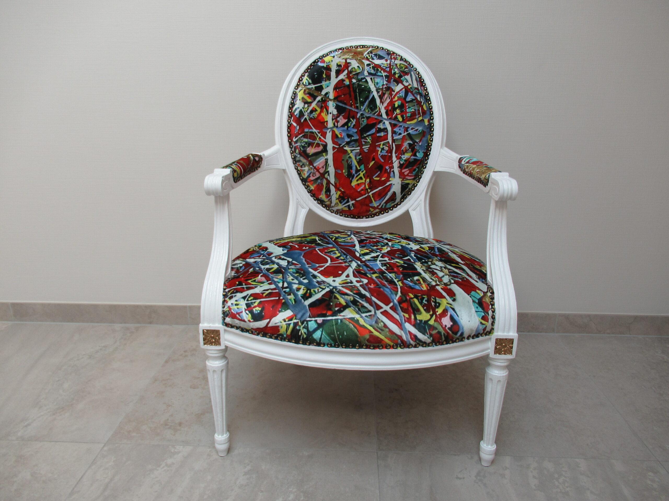 Art Chair 7  ( Sold ! )