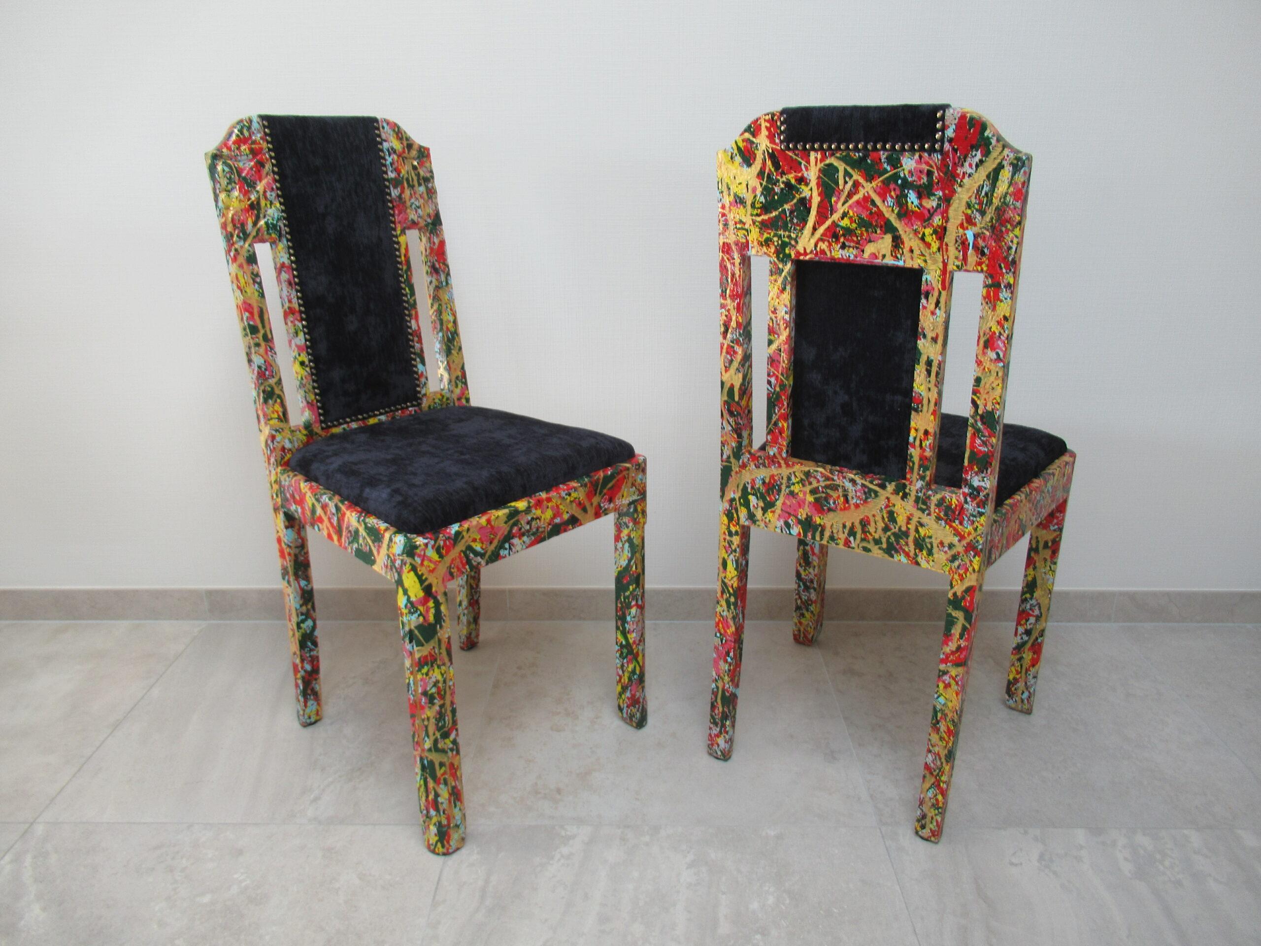 Art Chair 5