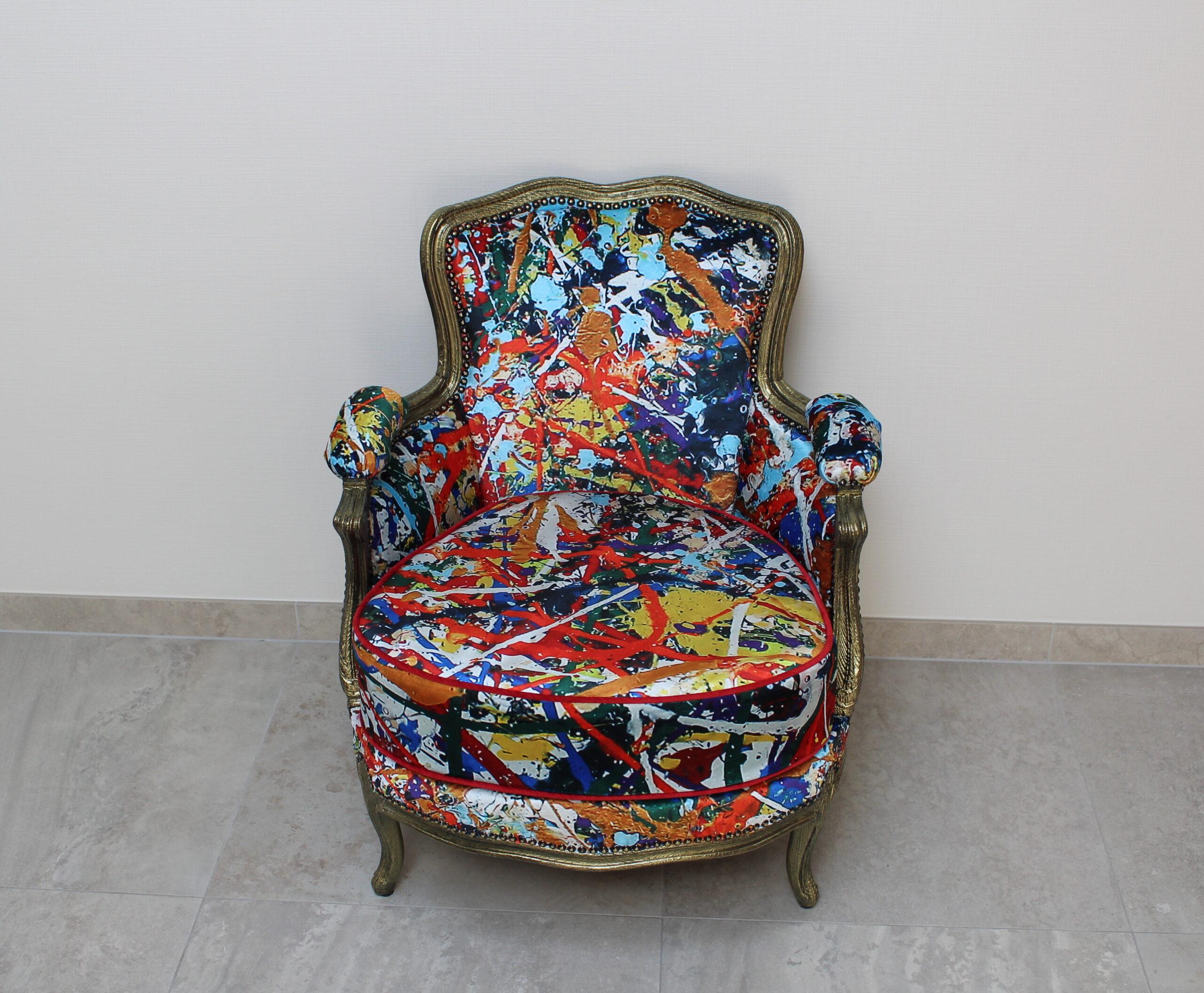 Art Chair 3