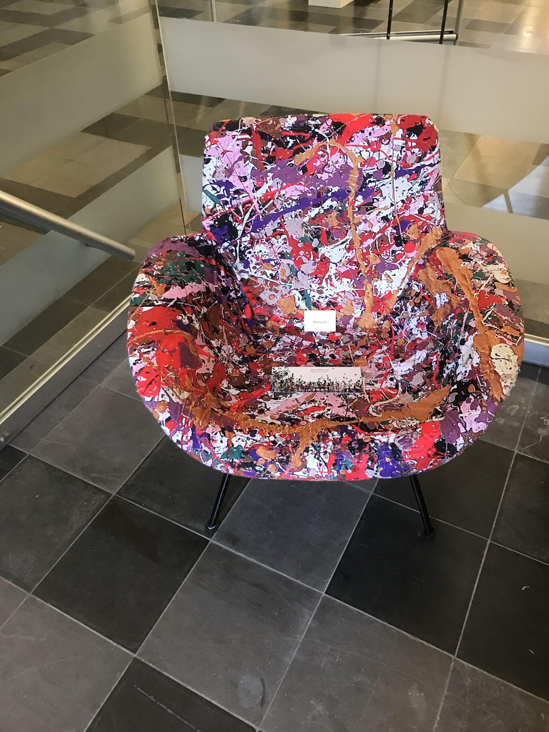 Art Chair 6